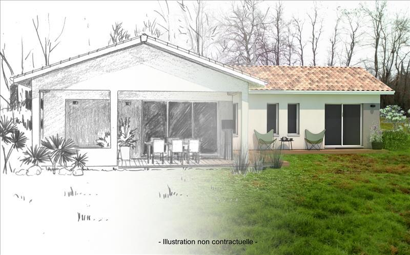 Vente Terrain MOULIN NEUF (24700) - 1429 m² -