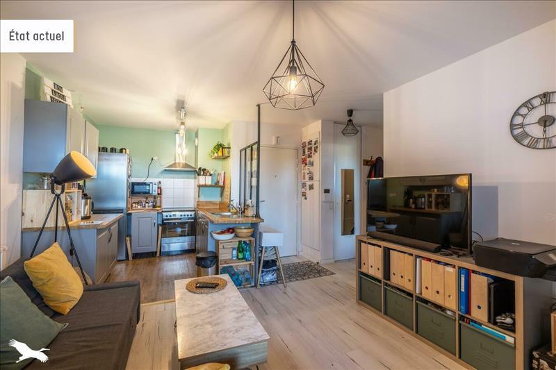 Vente Appartement BRUGES (33520) - 2 pièces - 40 m² -
