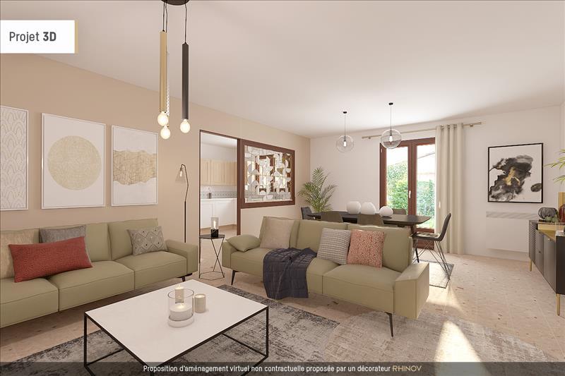 Vente Maison BRUGES (33520) - 4 pièces - 88 m² -