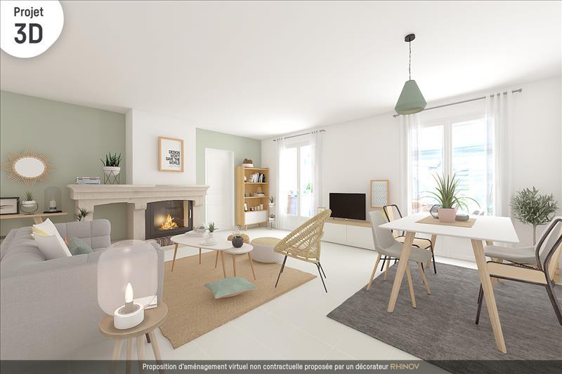 Vente Maison BRUGES (33520) - 5 pièces - 107 m² -
