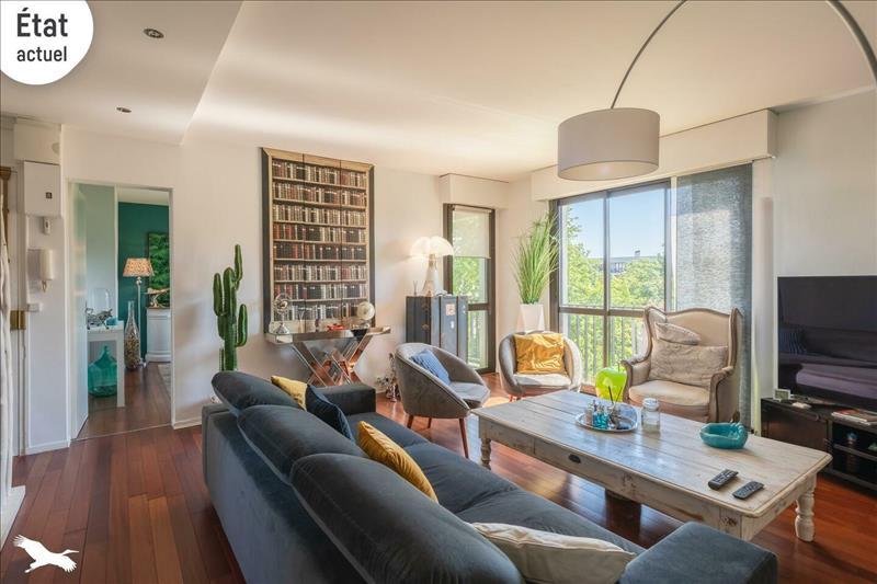 Vente Appartement BRUGES (33520) - 4 pièces - 80 m² -