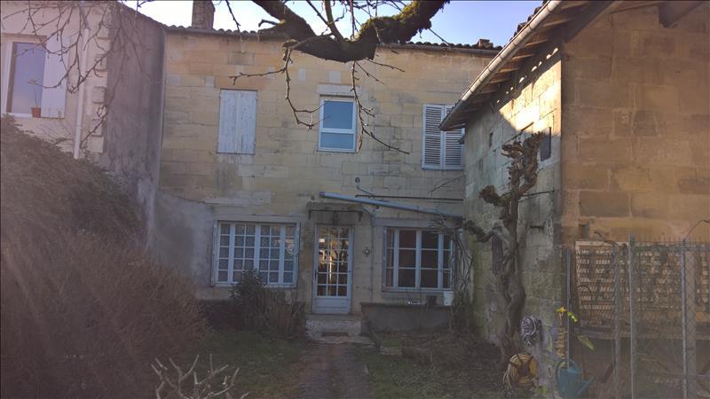 Maison BRANNE - (33)