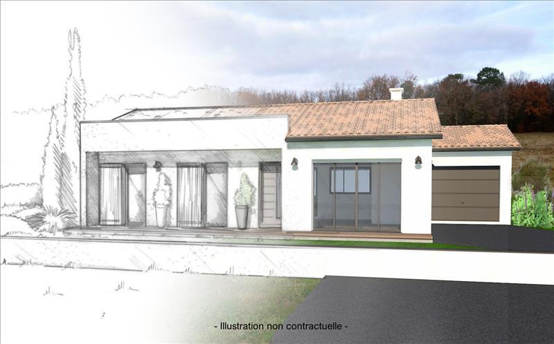 Vente Terrain BELLEBAT (33760) - 3914 m² -