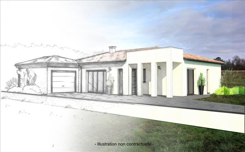 Vente Terrain BELLEBAT (33760) - 3811 m² -