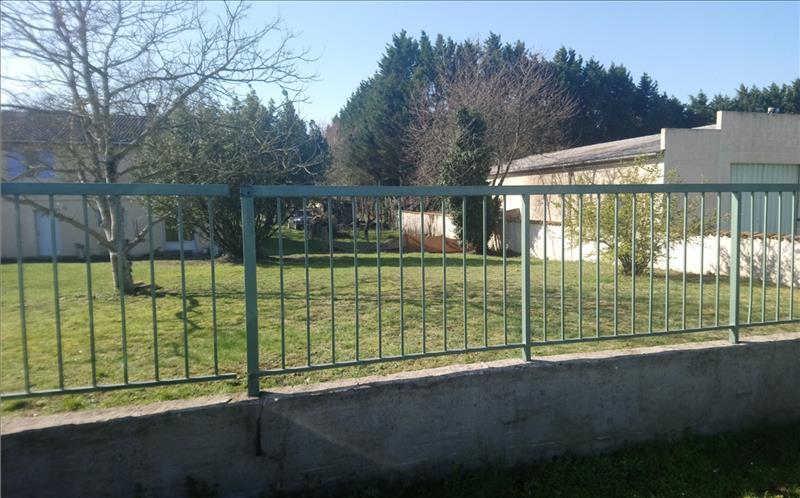Vente Terrain RAUZAN (33420) - 660 m² -