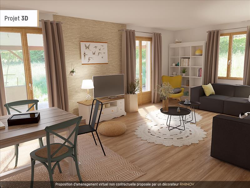 Vente Maison ROMAGNE (33760) - 4 pièces - 100 m² -