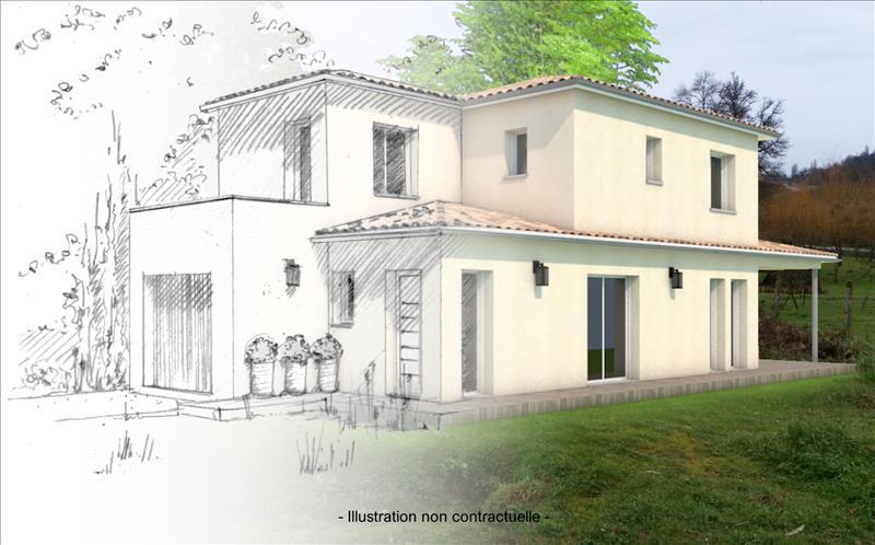 Vente Terrain CABARA (33420) - 1981 m² -
