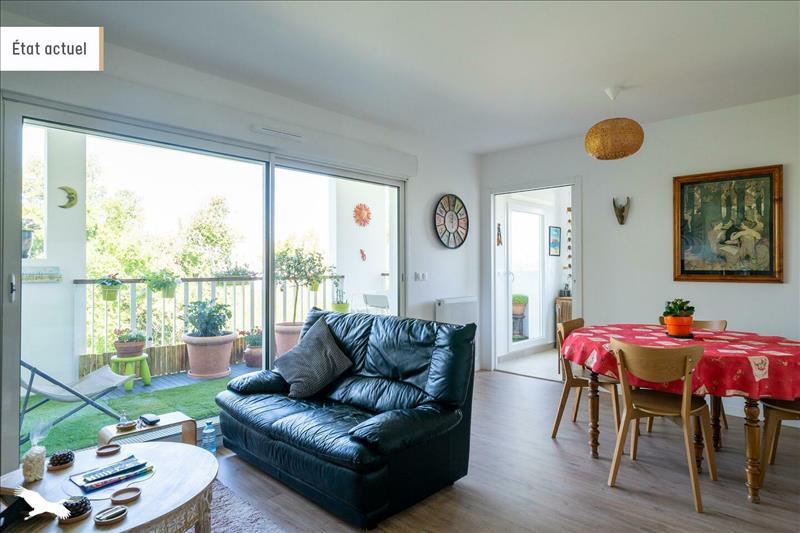 Vente Appartement BRUGES (33520) - 4 pièces - 86 m² -