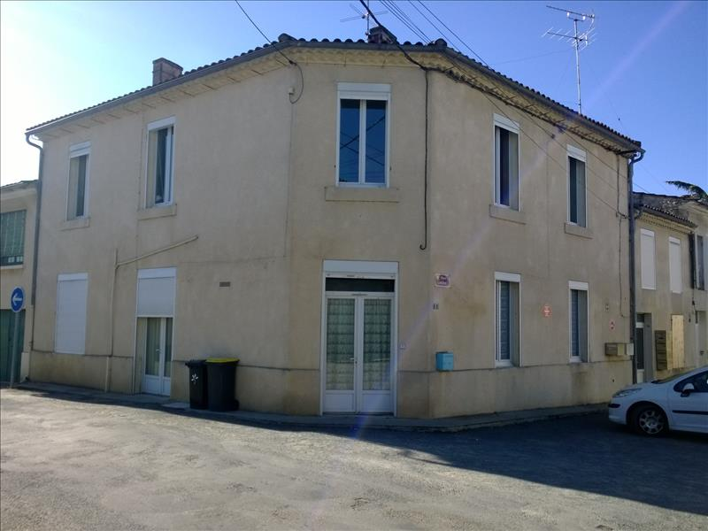 Vente Immeuble LESPARRE MEDOC  (33340)