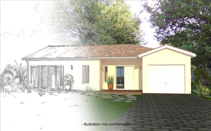 Vente Terrain GRAYAN ET L HOPITAL (33590) - 766 m² -