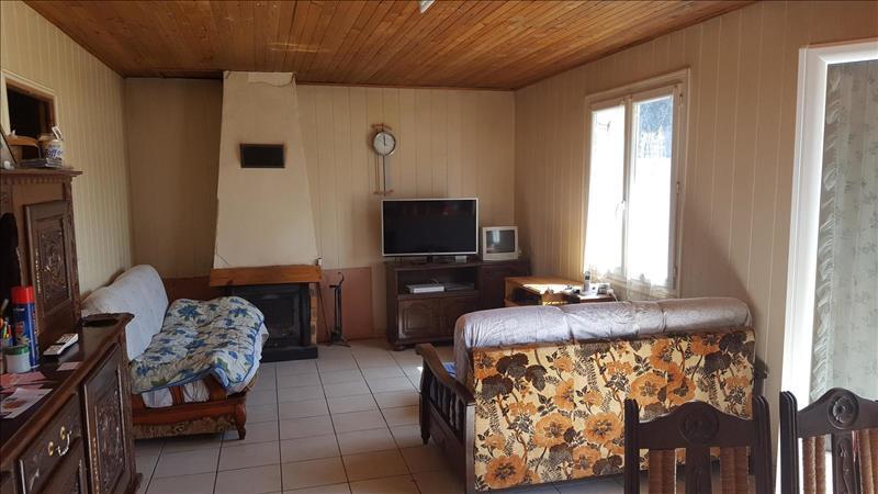 Vente Maison ORDONNAC (33340) - 4 pièces - 80 m² -