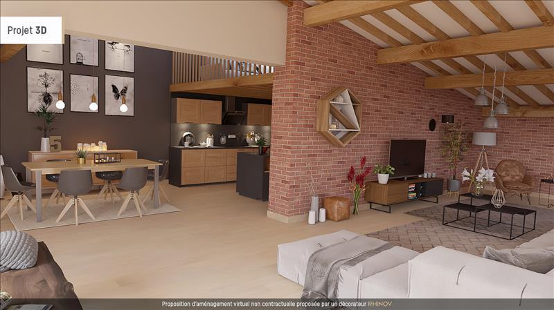 Vente Maison VENDAYS MONTALIVET (33930) - 4 pièces - 75 m² -