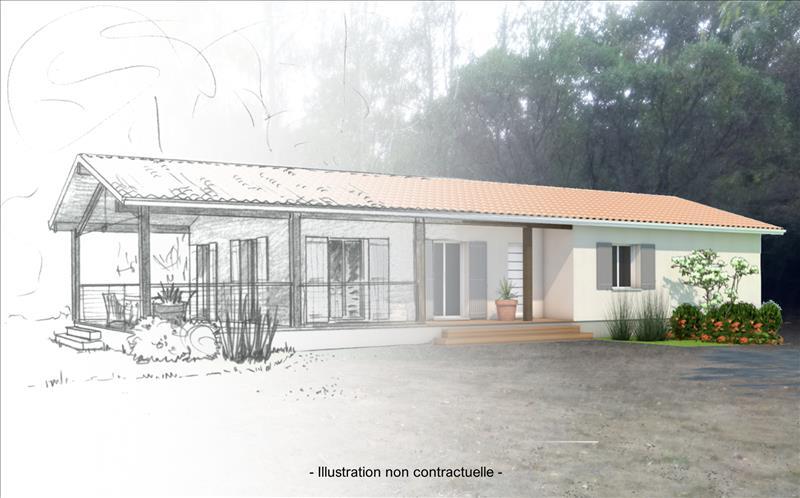 Vente Terrain ST VIVIEN DE MEDOC (33590) - 3118 m² -