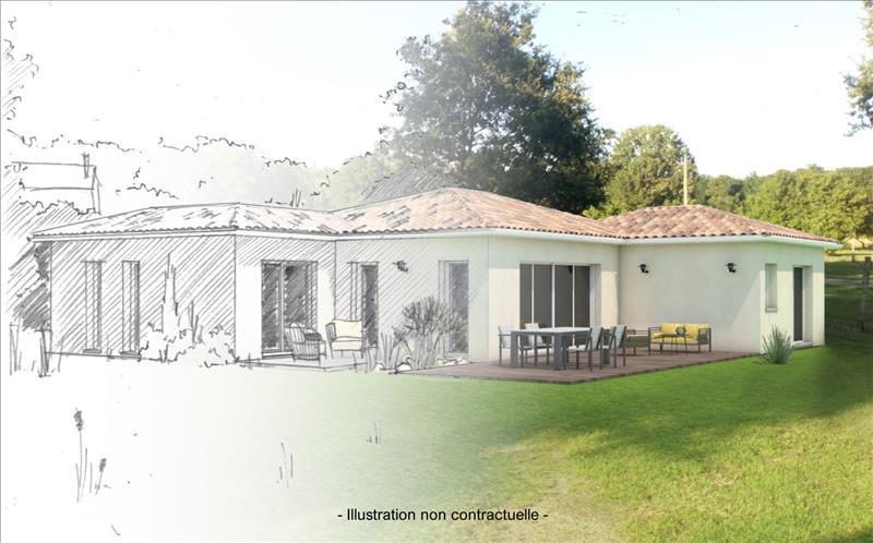 Vente Terrain LESPARRE MEDOC (33340) - 1100 m² -
