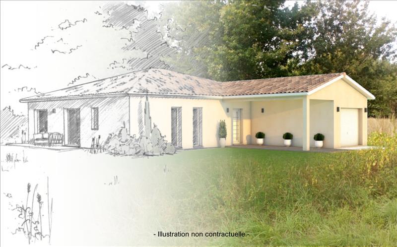 Vente Terrain VENSAC (33590) - 790 m² -