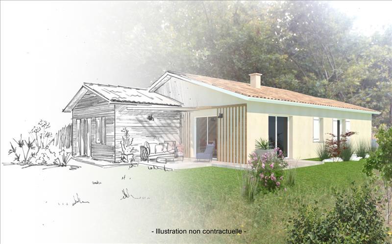 Vente Terrain VENSAC (33590) - 749 m² -