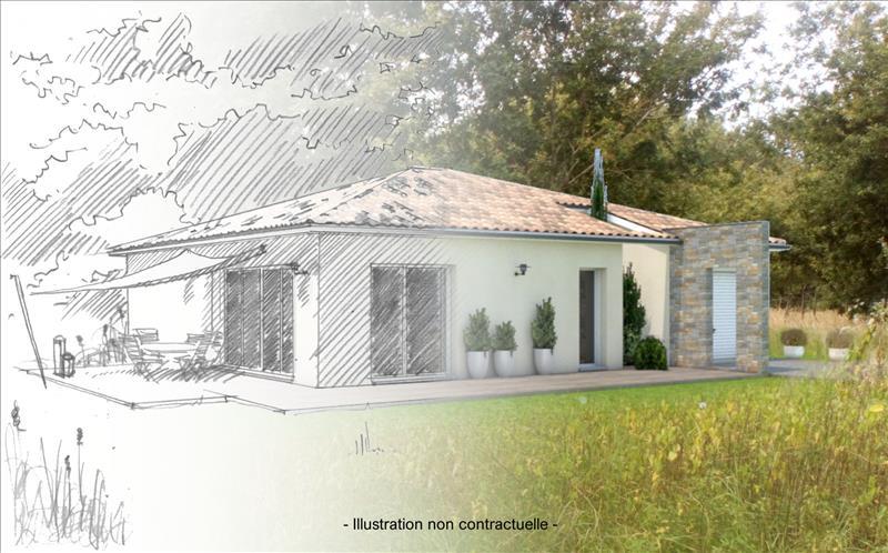 Vente Terrain VENSAC (33590) - 773 m² -