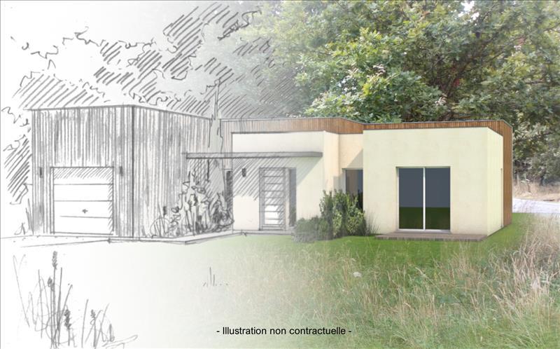 Vente Terrain VENSAC (33590) - 735 m² -