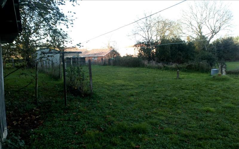 Vente Terrain BEGADAN (33340) - 1102 m² -
