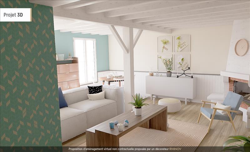 Vente Maison SEMUSSAC (17120) - 5 pièces - 145 m² -