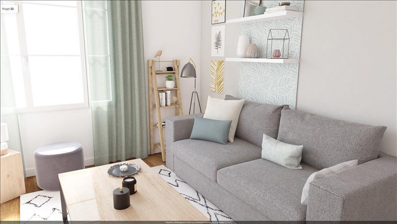 Vente Maison VAUX SUR SEINE (78740) - 3 pièces - 65 m² -