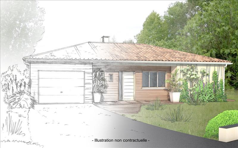 Vente Terrain CADAUJAC (33140) - 1012 m² -