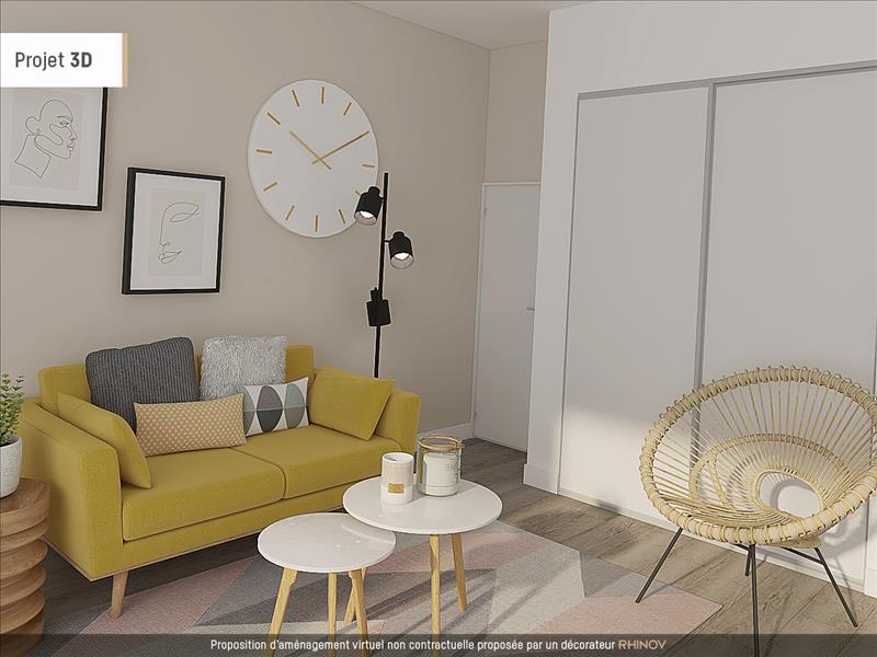 Vente Appartement ARCACHON (33120) - 1 pièce - 27 m² -