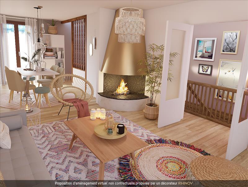 Vente Maison ARTIGUES PRES BORDEAUX (33370) - 5 pièces - 88 m² -