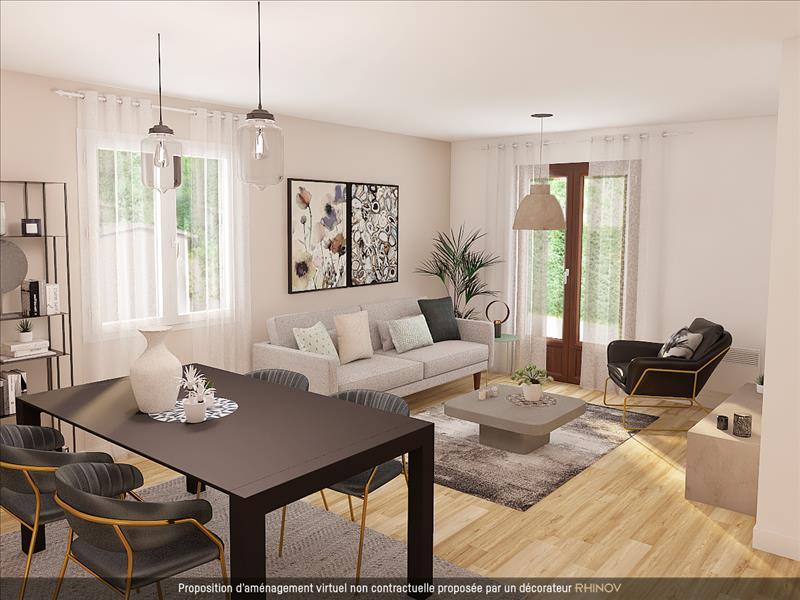 Vente Maison ARTIGUES PRES BORDEAUX (33370) - 4 pièces - 92 m² -