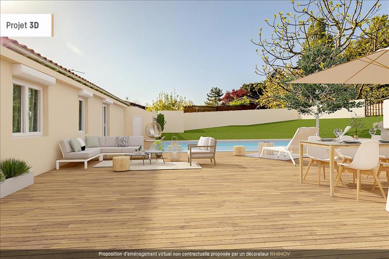 Vente Maison ARTIGUES PRES BORDEAUX (33370) - 4 pièces - 90 m² -
