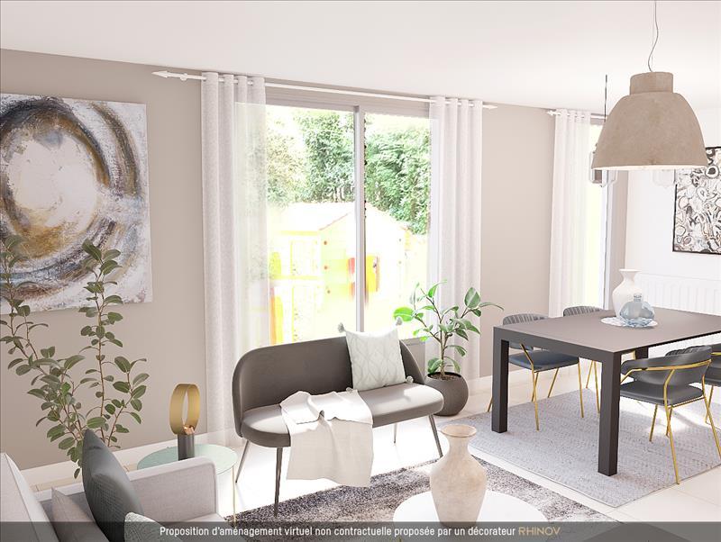 Vente Maison BORDEAUX (33100) - 5 pièces - 101 m² - Quartier Bastide