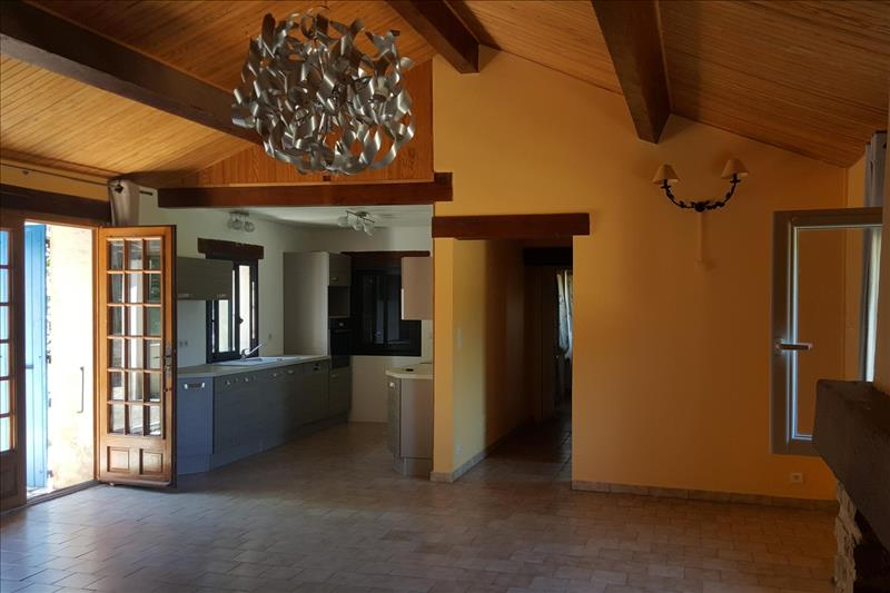 Vente Maison MAREUIL (24340) - 5 pièces - 120 m² -