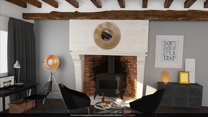 Vente Maison PAUSSAC ET ST VIVIEN (24310) - 6 pièces - 147 m² -