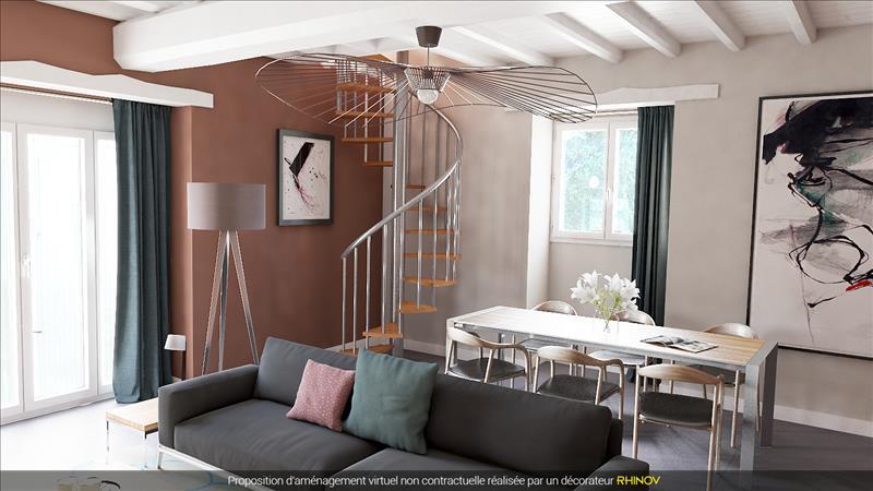 Vente Maison MONSEC (24340) - 4 pièces - 91 m² -