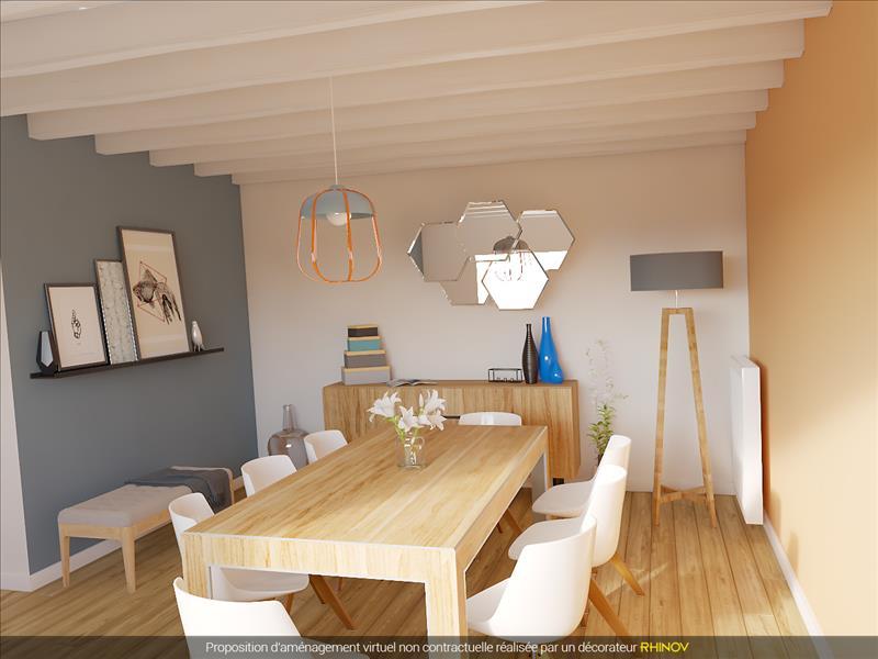 Vente Maison LEGUILLAC DE CERCLES (24340) - 6 pièces - 130 m² -