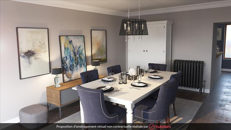 Vente Maison VILLARS (24530) - 6 pièces - 125 m² -
