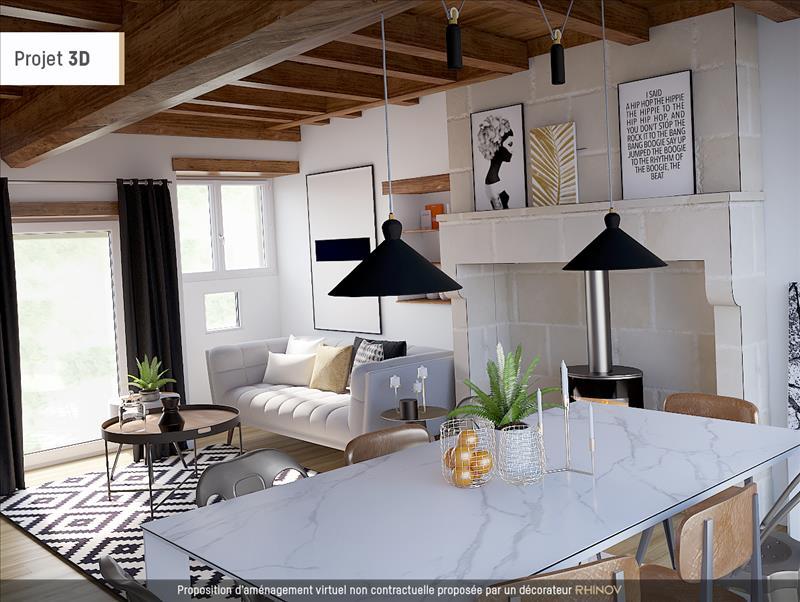 Vente Maison VIEUX MAREUIL (24340) - 7 pièces - 175 m² -