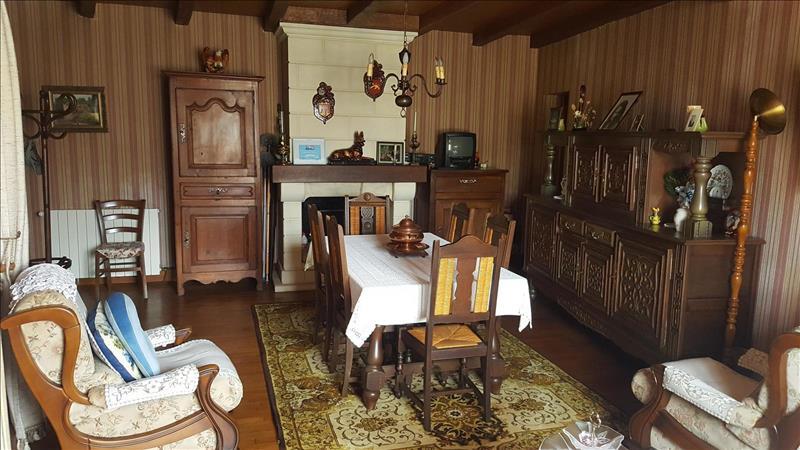 Vente Maison PAUSSAC ET ST VIVIEN (24310) - 4 pièces - 123 m² -