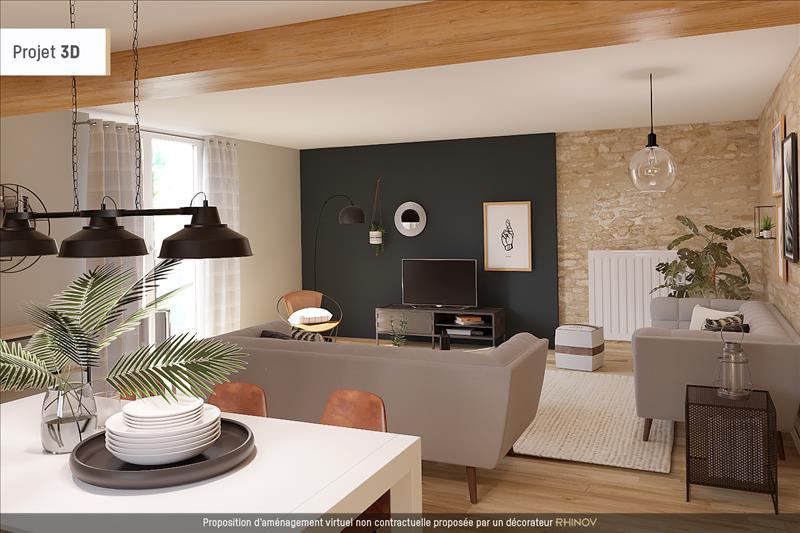 Vente Maison CONDAT SUR TRINCOU (24530) - 6 pièces - 181 m² -