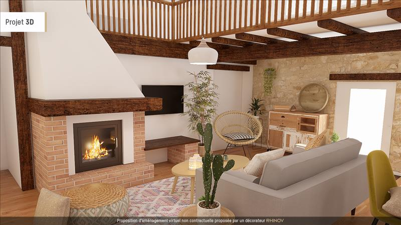 Vente Maison BRANTOME EN PERIGORD (24310) - 4 pièces - 150 m² -