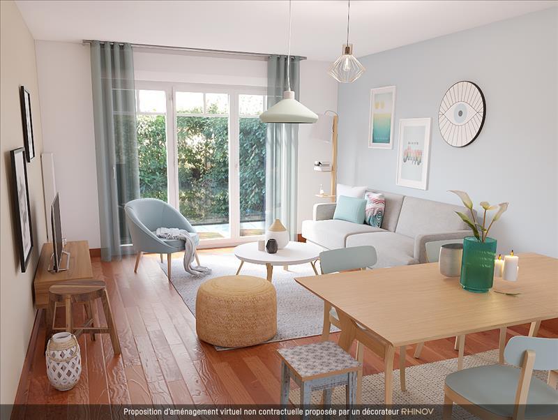 Vente Maison ARES (33740) - 3 pièces - 62 m² -