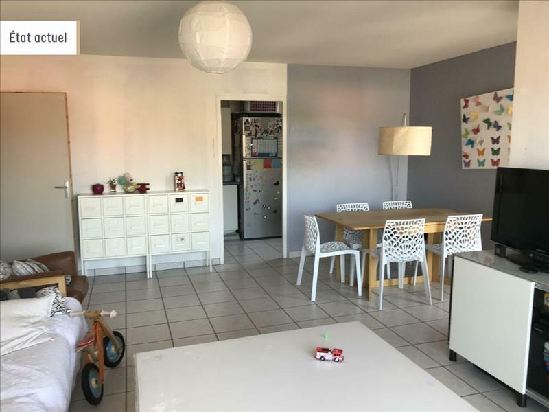 Vente Appartement ARES (33740) - 4 pièces - 90 m² -