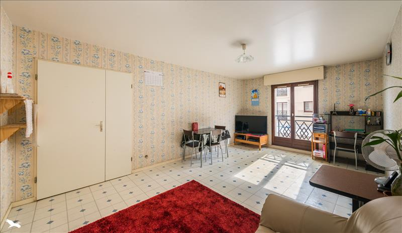 Appartement CERGY - 2 pièces  -   48 m²