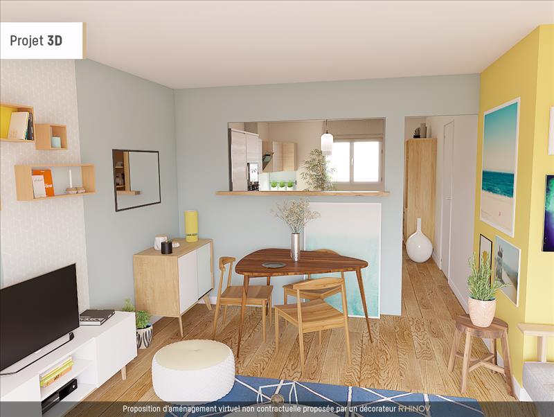 Vente Appartement CERGY (95800) - 5 pièces - 83 m² - Quartier Axe Majeur - Horloge