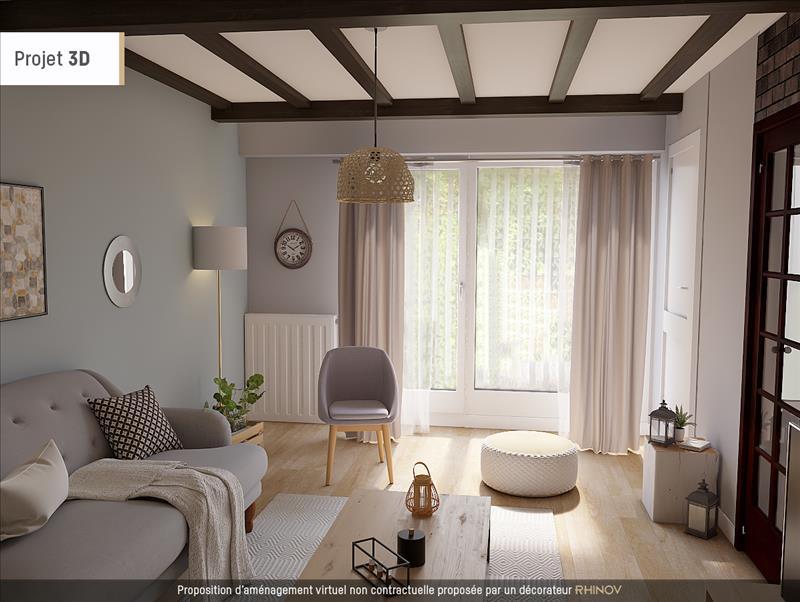 Vente Appartement CERGY (95000) - 3 pièces - 66 m² - Quartier Les Coteaux