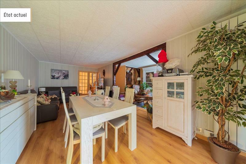 Vente Appartement CERGY (95800) - 5 pièces - 104 m² - Quartier Cergy Axe Majeur - Horloge