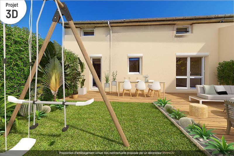 Vente Maison CERGY (95800) - 5 pièces - 130 m² - Quartier Cergy|Axe Majeur - Horloge
