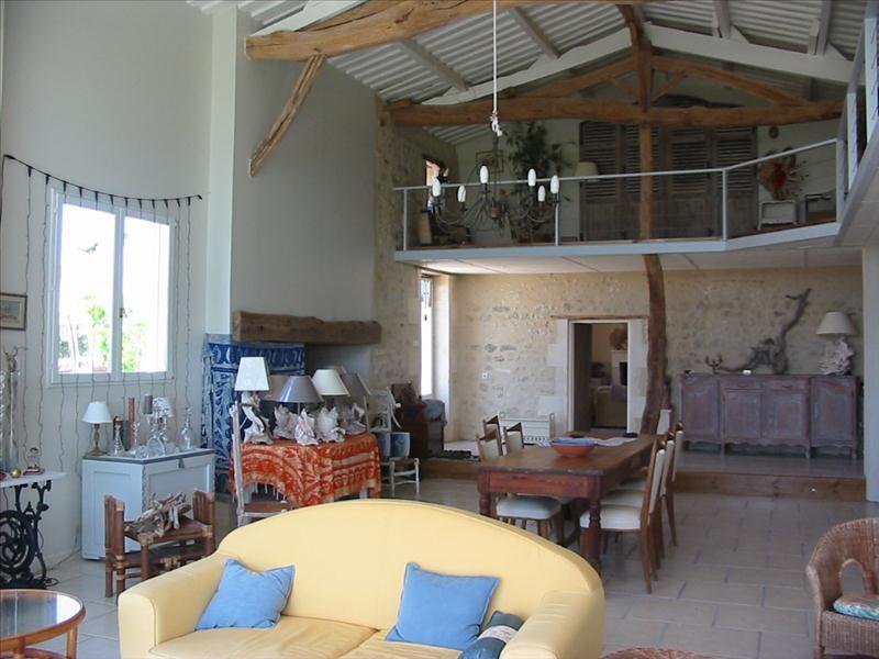 Maison COURPIGNAC - (17)