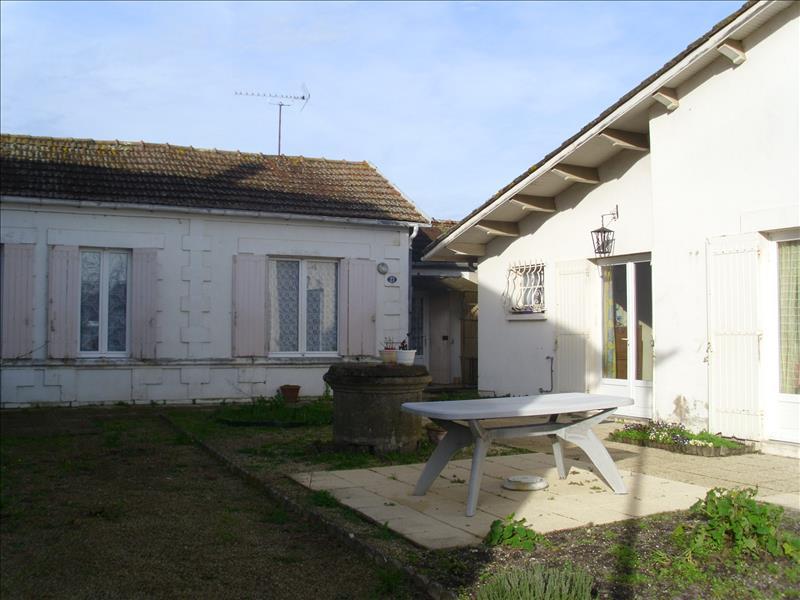 Vente Maison MONTENDRE (17130) - 5 pièces 109 m²