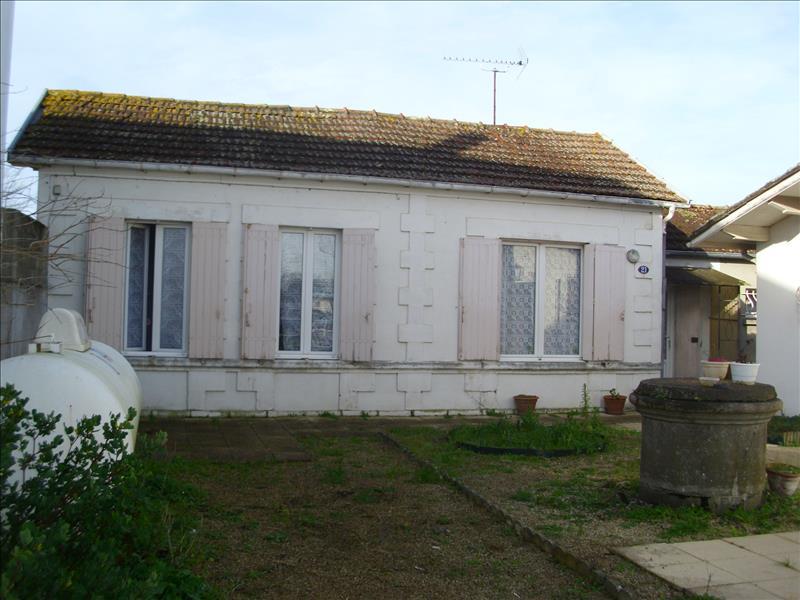 Maison MONTENDRE - (17)